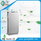 Purificador de aire suelo quitar el polvo del filtro de aire de PM2,5 formaldehído