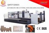 Máquina que corta con tintas y que arruga automática llena de alta velocidad Qmy1300p