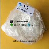 T3 renversé du sodium CAS 5817-39-0 d'USP Liothyronine (L-Thyronine) pour le culturisme