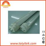T8 16W 공공 장소를 위한 플라스틱 바디 1200mm SMD5630 LED 똑바른 관 사용