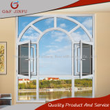 White Aluminum Profile ROOM Fixed Window