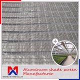 Cortina que clasifica el paño de aluminio de la cortina del 55%~90% franco para el invernadero