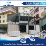 Construction légère de Chambre de villa de structure métallique à Panyu