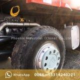 Ribaltatore delle rotelle usato buona condizione dell'autocarro con cassone ribaltabile di prezzi bassi HOWO 12 per l'Africa