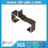 Profil de constructeur de la Chine à importer vers l'aluminium d'extrusion de l'Afrique du Sud 6063-T5