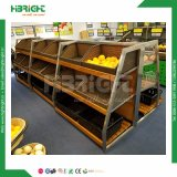 상점 슈퍼마켓을%s 최신 판매 야채 & 과일 선반 식물성 선반