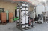 Chunke 10t UF Resíduos do Sistema de Tratamento de Água em Bangladesh