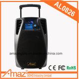 Forte altoparlante attivo del carrello dell'amplificatore di potere di Amaz con Bluetooth 8 pollici