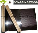 La película barato de 18m m Brown hizo frente a la madera contrachapada con base de la madera dura