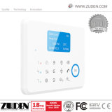 Het draadloze GSM van het Alarm Alarm van de Veiligheid van het Huis met Vele Talen