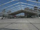 Tienda de aluminio grande del partido del PVC del marco con la iluminación y el suelo