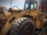 使用された猫966eの車輪のローダーの幼虫966eのローダー