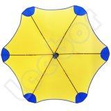 素晴らしく豪華な昇進の屋外マニュアル開いたまっすぐな雨傘ファブリック