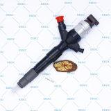 Inyector de combustible diesel auto del motor de Erikc 095000-5920 5920 e inyección de alta presión 0950005920 (23670-09070) del carril común de Toyota