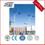 borne solar ao ar livre galvanizado Q345 da lâmpada de rua do pulverizador Q235 de 3-12m