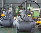 中国の上エントリトラニオンによって取付けられる球弁の製造業者