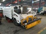 Camion complètement automatique de balayeuse de route de Dongfeng 4X2 en vente chaude