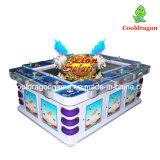 Il nuovo re 3 mostro dell'oceano del software della macchina del gioco della Tabella dei 10 pesci dei giocatori di Igs si sveglia