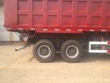 승진을%s 고품질을%s 가진 HOWO 25ton 6X4 쓰레기꾼 팁 주는 사람 트럭