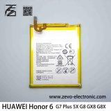 Batterie de téléphone mobile de qualité pour le G7 de l'honneur 6 de Huawei plus G8 Gx8 G8X Hb396481ebc