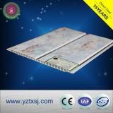 元の木製デザインPVC天井は6mmの厚さをタイルを張る