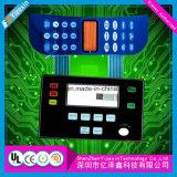 Технологического комплексной мембранный переключатель со светодиодной подсветкой и FPC