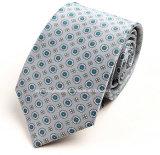 カスタムロゴのハンサムな人の絹のネクタイ