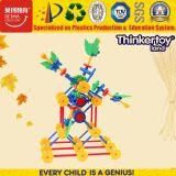 I bambini DIY di Thinkertoyland 3+ liberano il mulino a vento del giocattolo di configurazione