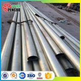 Hot-DIP galvanisiertes StraßenlaternePole der Technik-Q235 des Stahl-12m