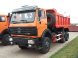 North Benz 6X4 310CV volquete carretilla con capacidad de 18cbm (ND3254B34).