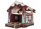 Het opblaasbare Huis van Kerstmis voor OpenluchtDecoratie