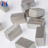 Hulpmiddelen van de Diamant van het Segment van de steen de Scherpe voor Marmeren Graniet