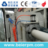 линия штрангя-прессовани трубы PVC 160-250mm