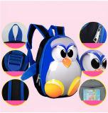 Mochila infantil 3D Saco Escolar Mochila Escolar Menino Creche Sacos de escola para meninas pequenas Penguin Mochila Saco para crianças