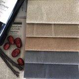 Capot de tissu de velours de velours pour Canapé tissu