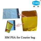 El papel de PE Courier Bag Hot Melt adhesivo sensible a la presión