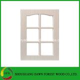 Heißer Verkaufs-Glasküche-Tür-Entwurf/vordere Küche-Glasschranktüren