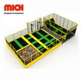 Personalizada de Fábrica do parque de diversões no interior do Parque trampolim com espuma Pit
