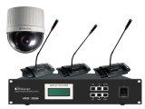 Interpreation simultânea e o sistema de conferência de acompanhamento da câmara