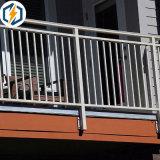 Profil enduit de poudre d'alliage d'aluminium pour la frontière de sécurité en aluminium