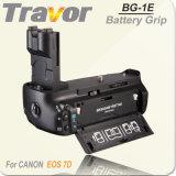 Paquete de alimentación de la cámara Canon EOS 7D (BG-E7).