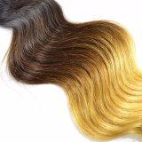 Пачка новой звезды популярная и цветастая объемной волны девственницы волос