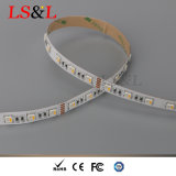 5050 LED étanche Strip light 60 LED/M, 14,4 W, 5m/rouleau Ce & RoHS