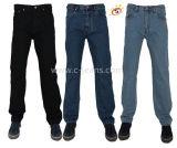 Прямой мужчин подходят джинсы Классические джинсы