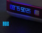 6000mAh USB 3 banco de potencia de diseño simple equipo de alimentación de batería