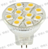 Bombilla de SMD 12PCS 2.4W (MR11-3512)
