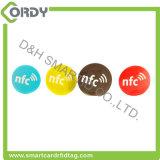 125kHz 13.56MHz Etiqueta de etiqueta RFID Material de papel de PVC