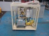 Épurateur de pétrole mobile d'isolation de vente chaude