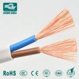 Twin e preços de cabo de massa/3X1,5 Fornecedores de cabo flat flexível