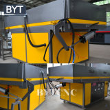Machine de presse de membrane de vide de feuille en cpv